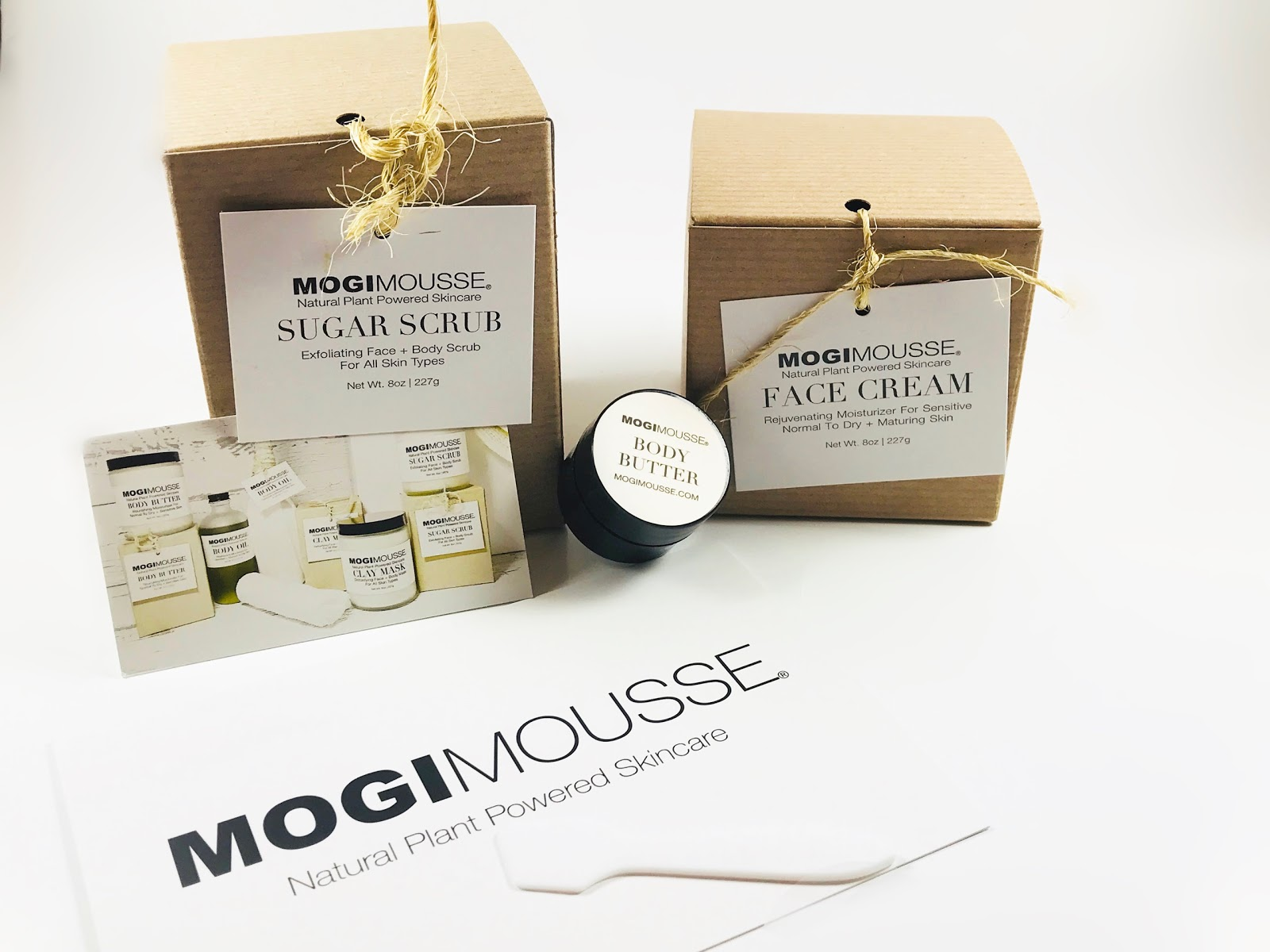 MOGI MOUSSE Review