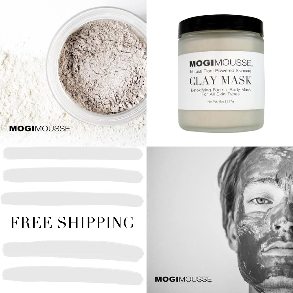 MOGI MOUSSE Clay Mask