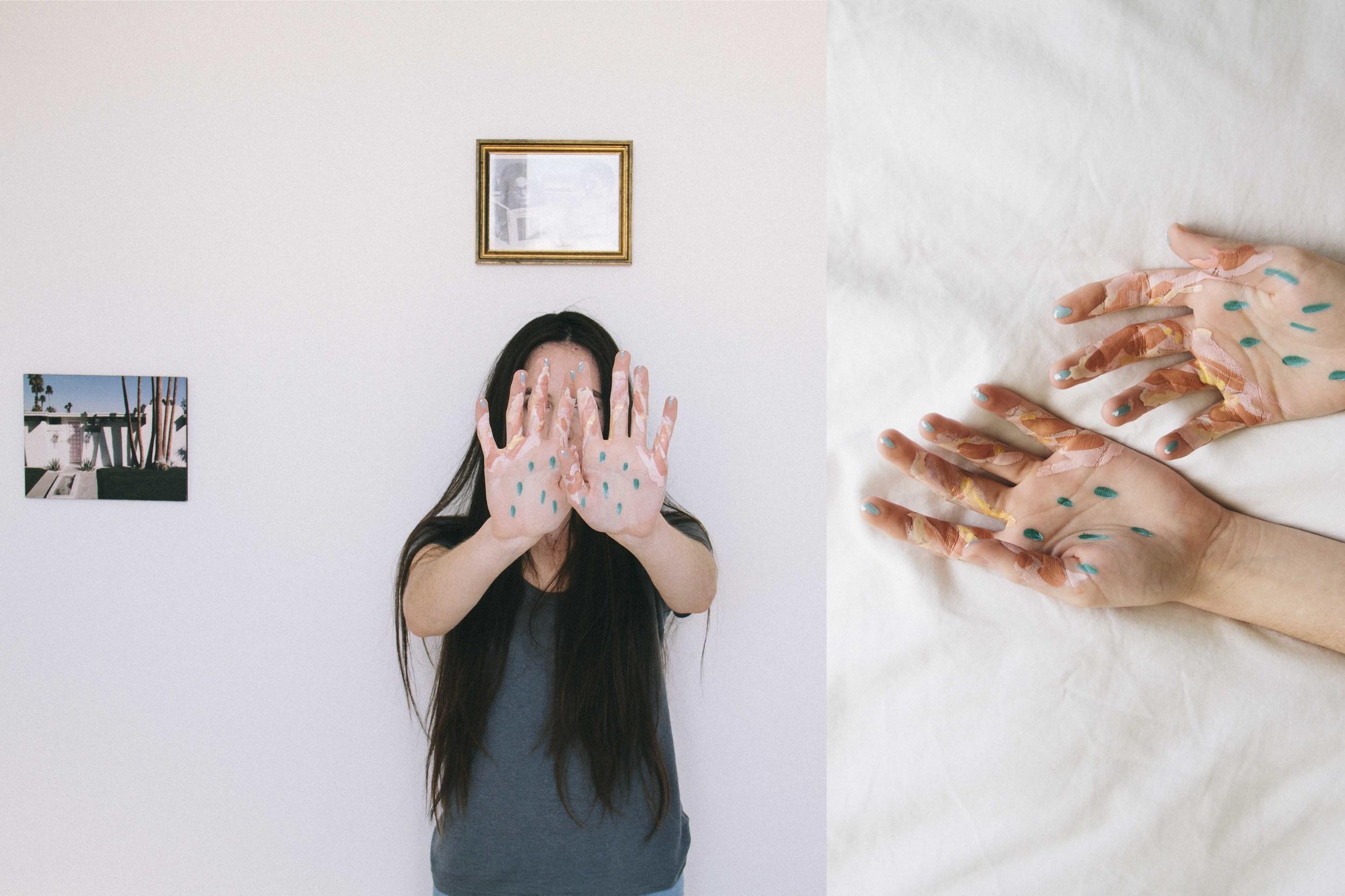 hands-paint-the-honest-jones