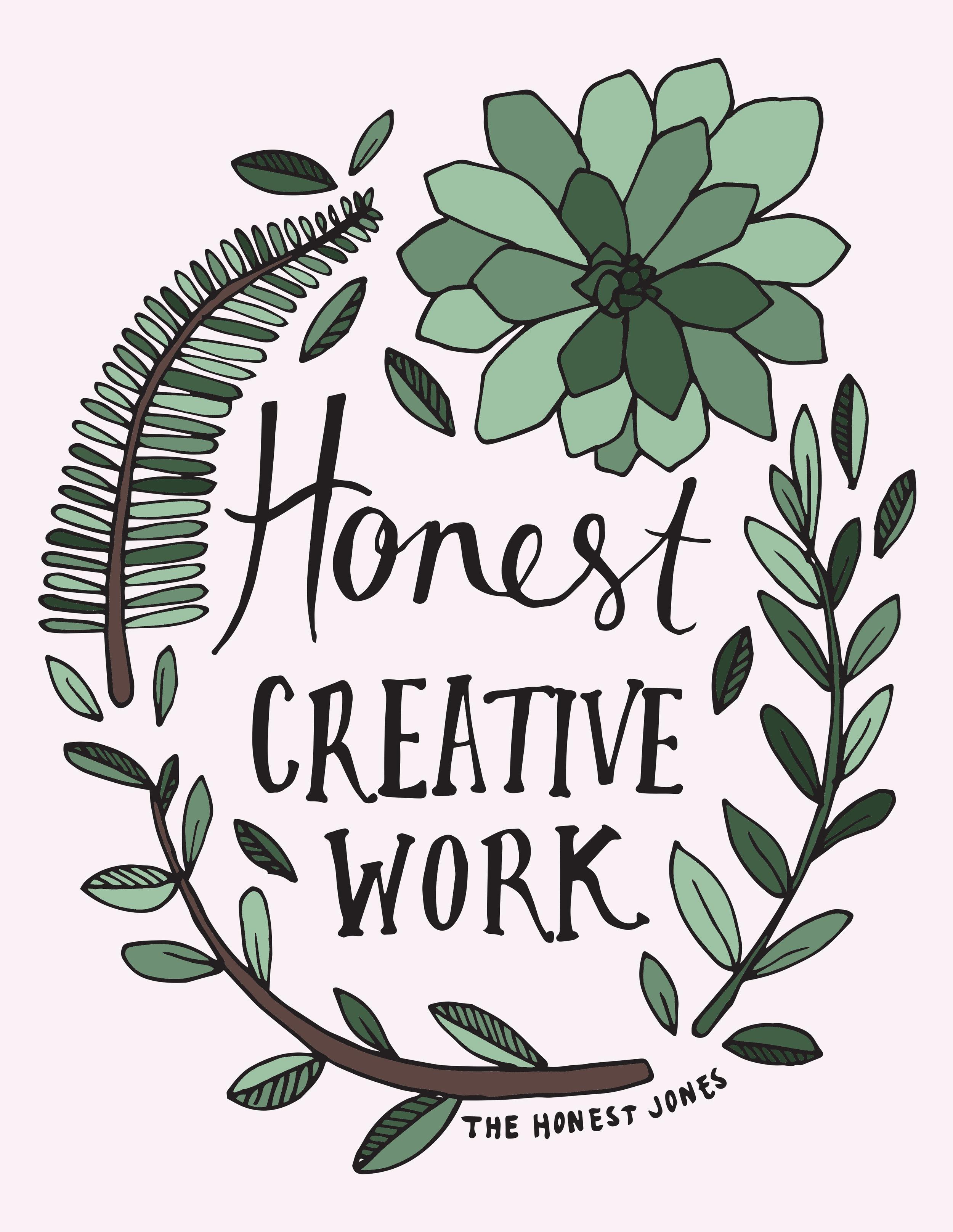 Illustration by Kate Baxter for The Honest Jones