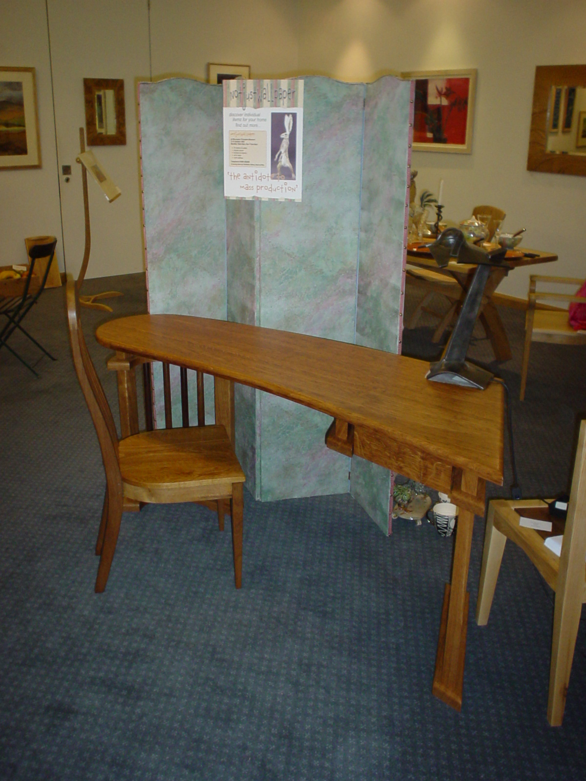 Klinton Writing Desk