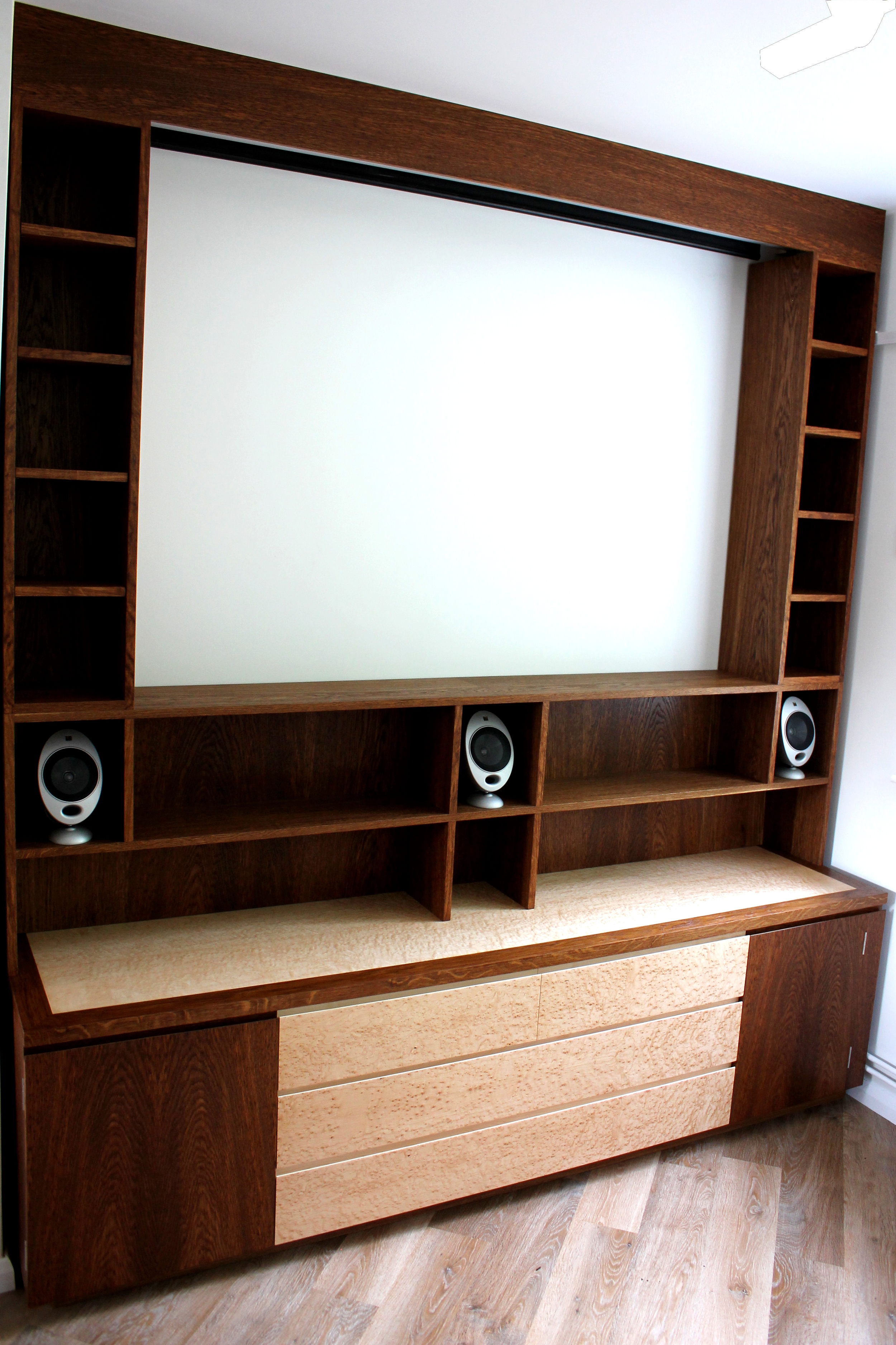 The Vatch - Media & projector unit