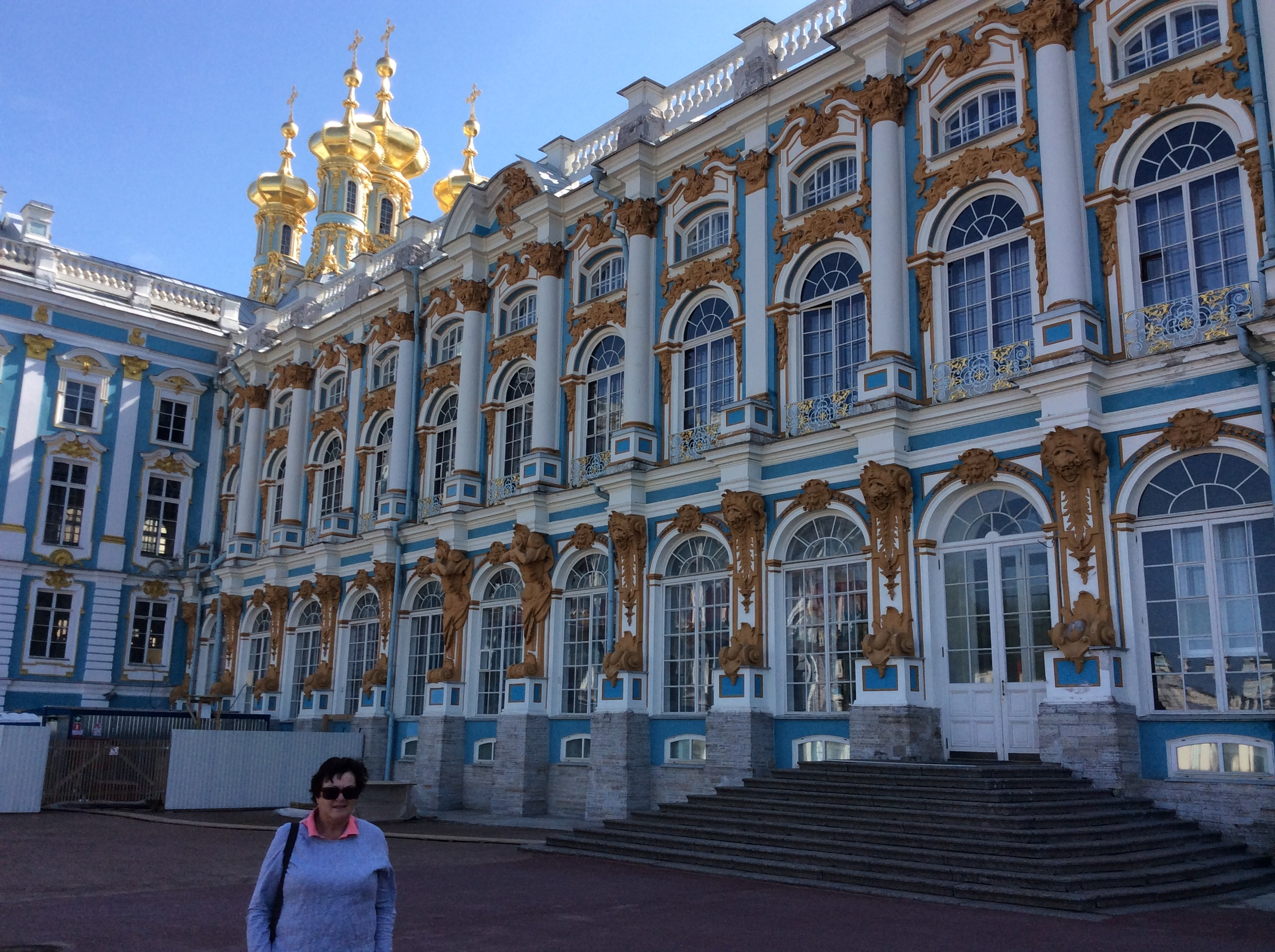 Catherine Palace, St Petersburg - May 2016