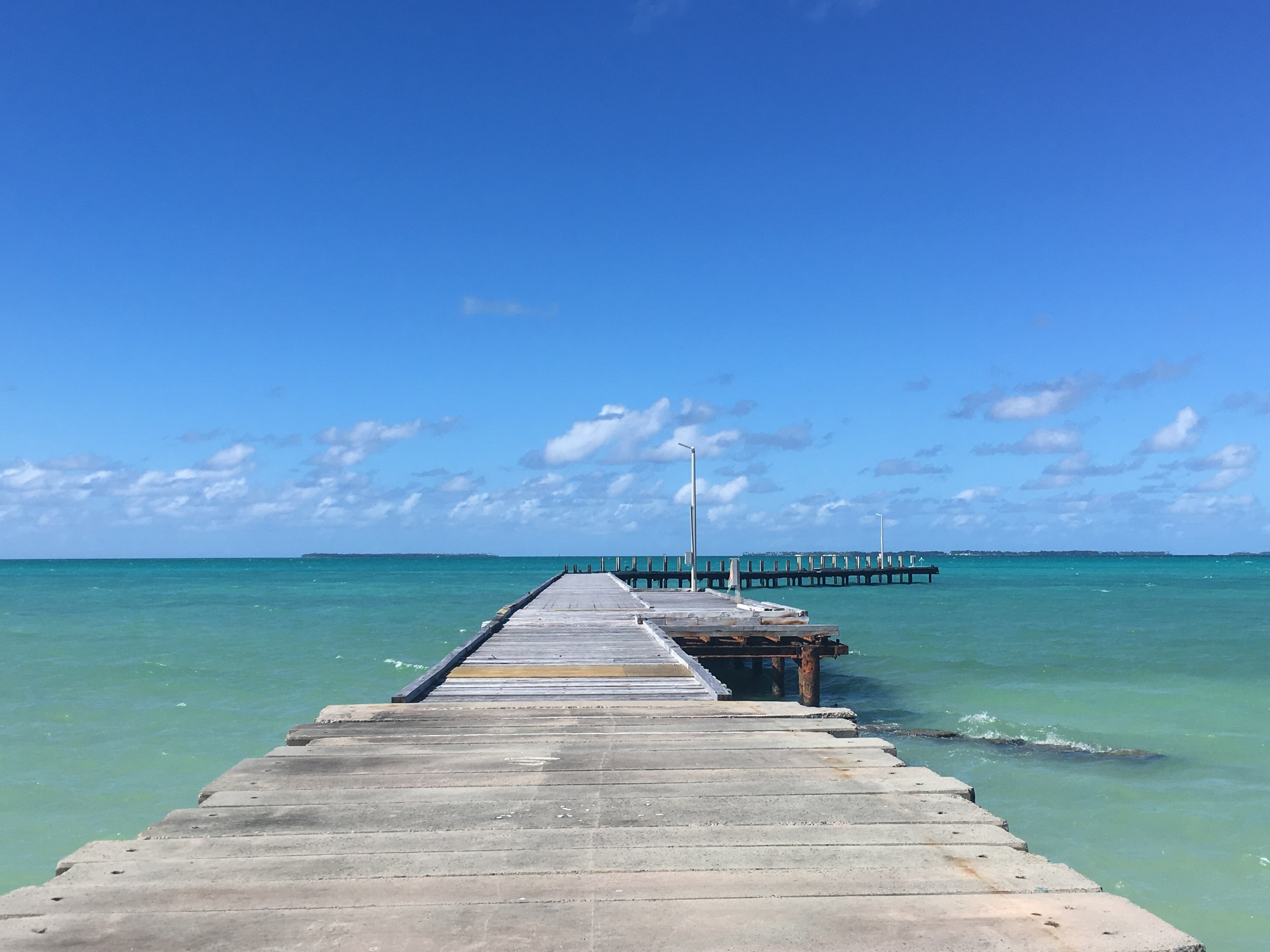 The Old Jetty, West Island. Photo: Sian Pritchard