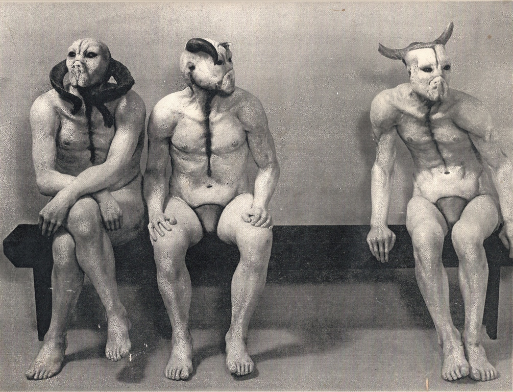 'The butcher Boys