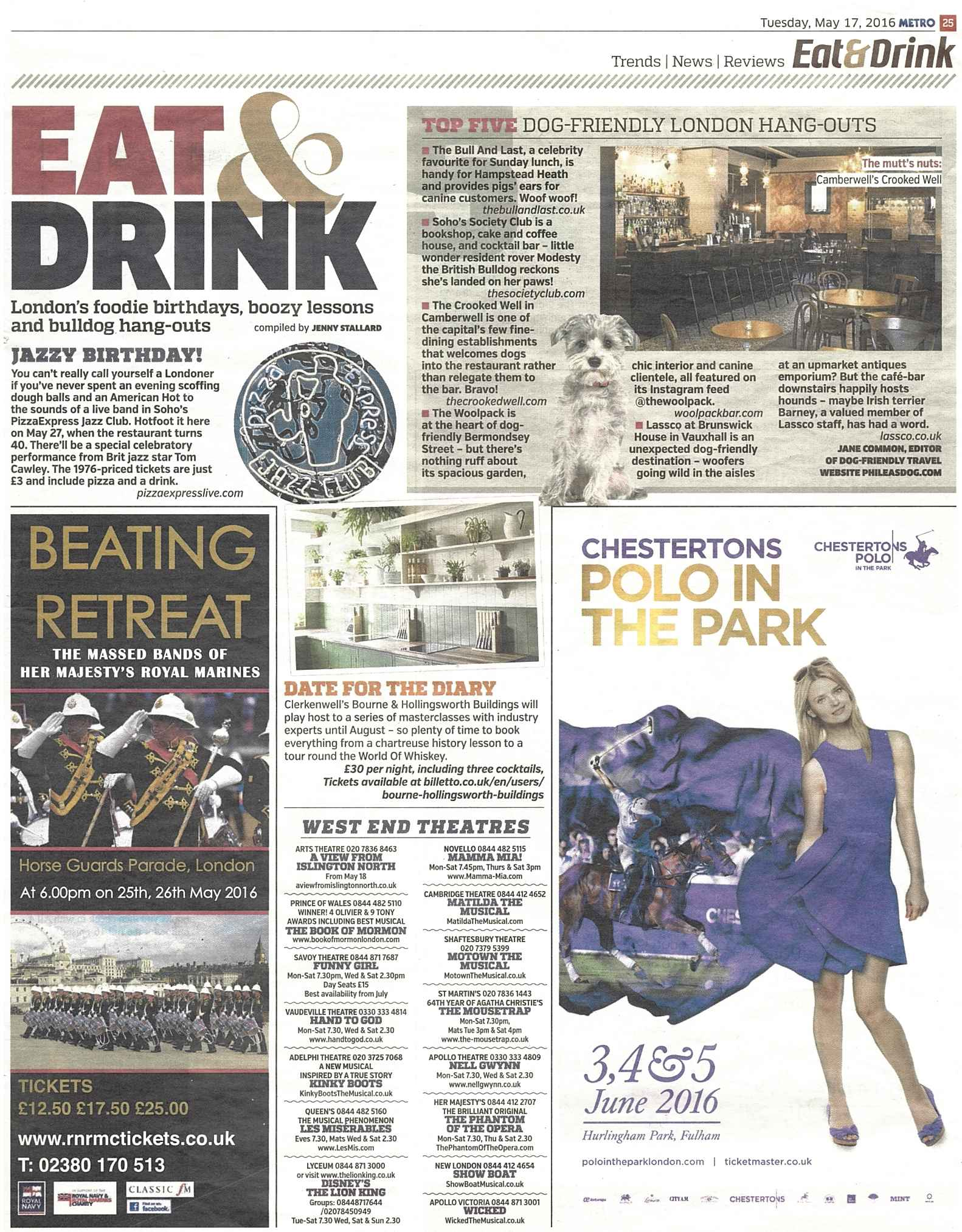 B&H in Metro - Feature - 17th May 2016.jpg