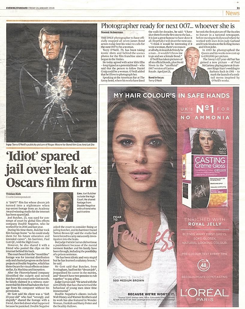 Evening Standard -American Bar -  Feature - January 2018 copy.jpeg