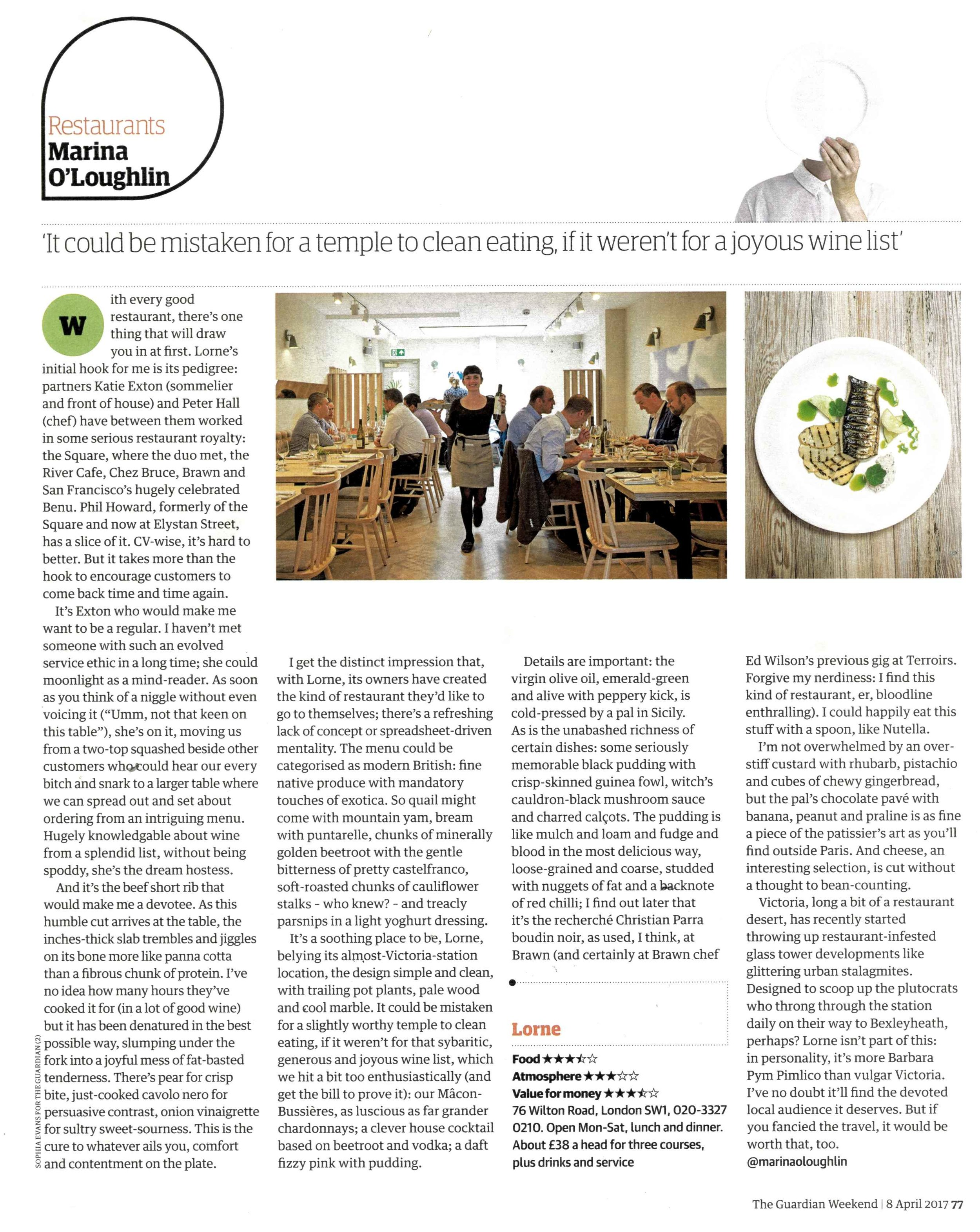 The Guardian Weekend - Lorne - Feature - 8 April 2017.jpg