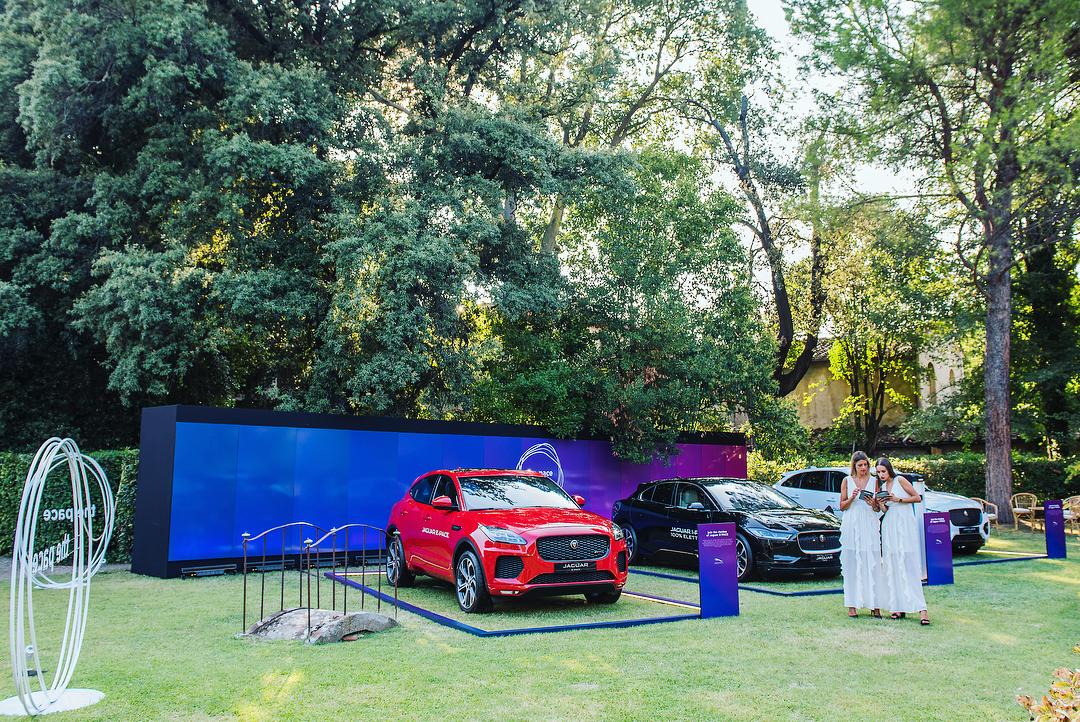 Jaguar x New Generation Festival