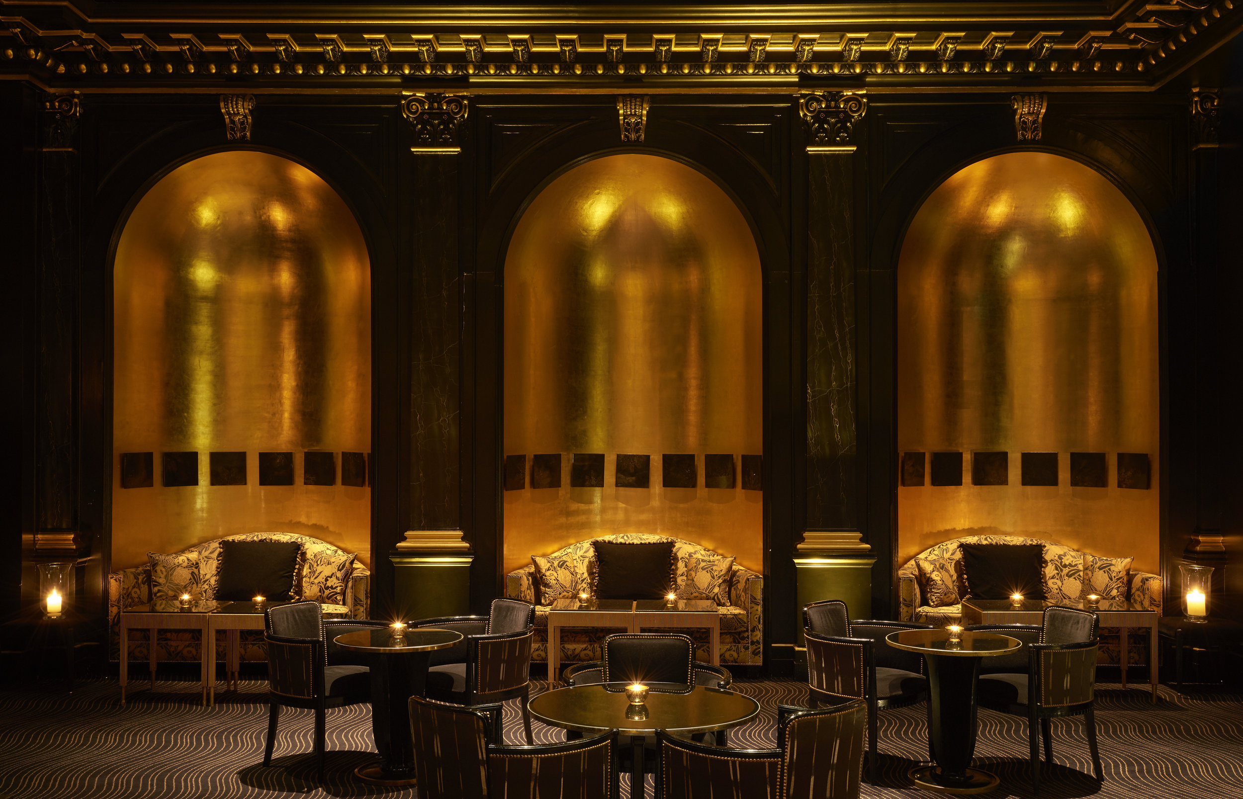 BEAUFORT BAR,THE SAVOY -