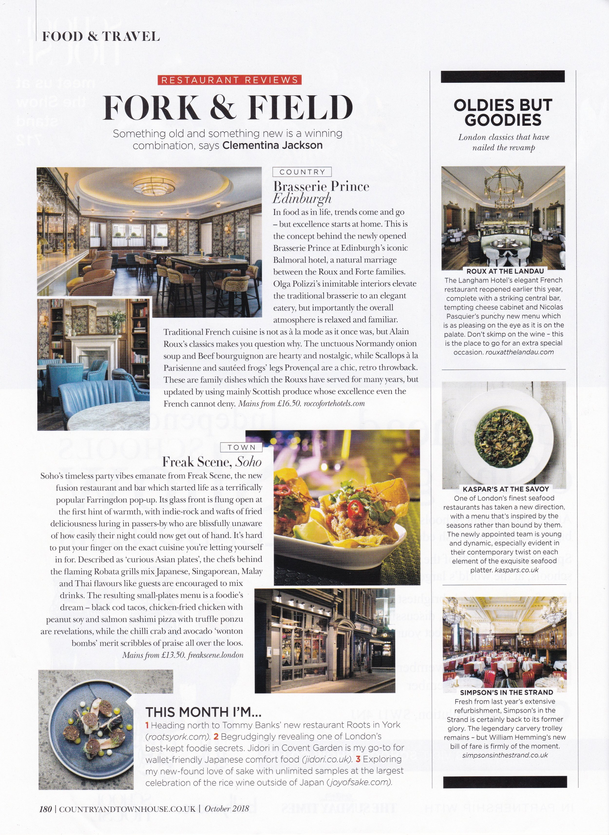 Country & Townhouse - October 2018 - Feature - Kaspar's At The Savoy.jpeg.jpeg