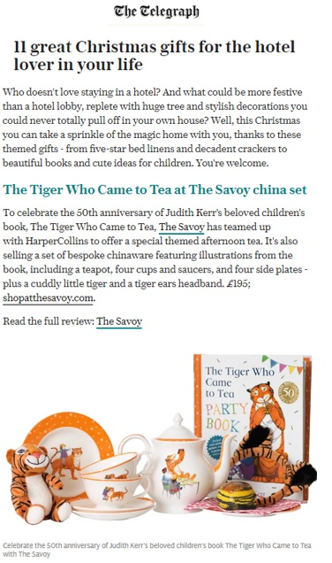 Thames Foyer, Tiger Who Came To Tea giftset - The Telegraph.jpg