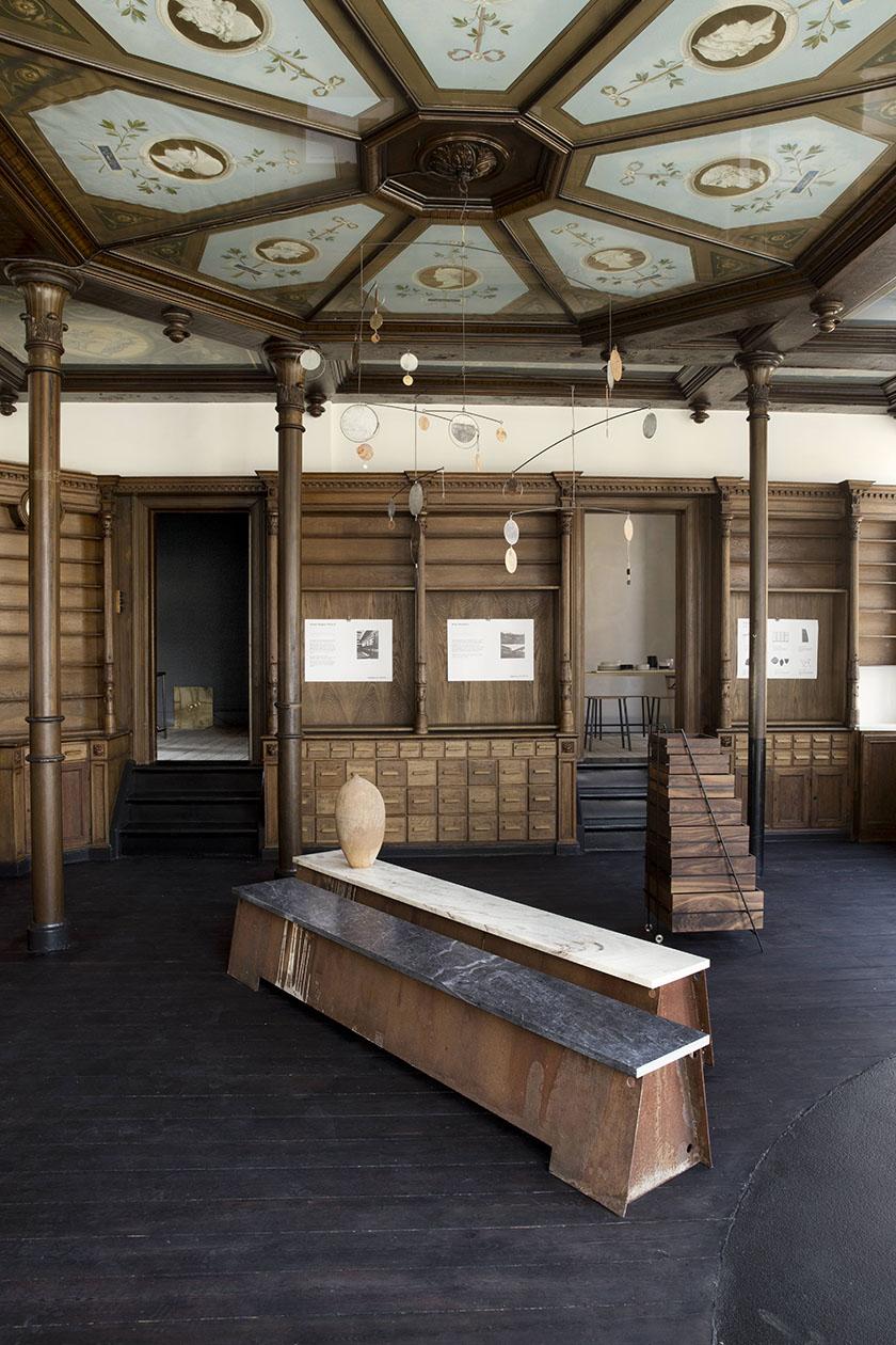 St. Paul's Apotek, home of Frama, Copenhagen