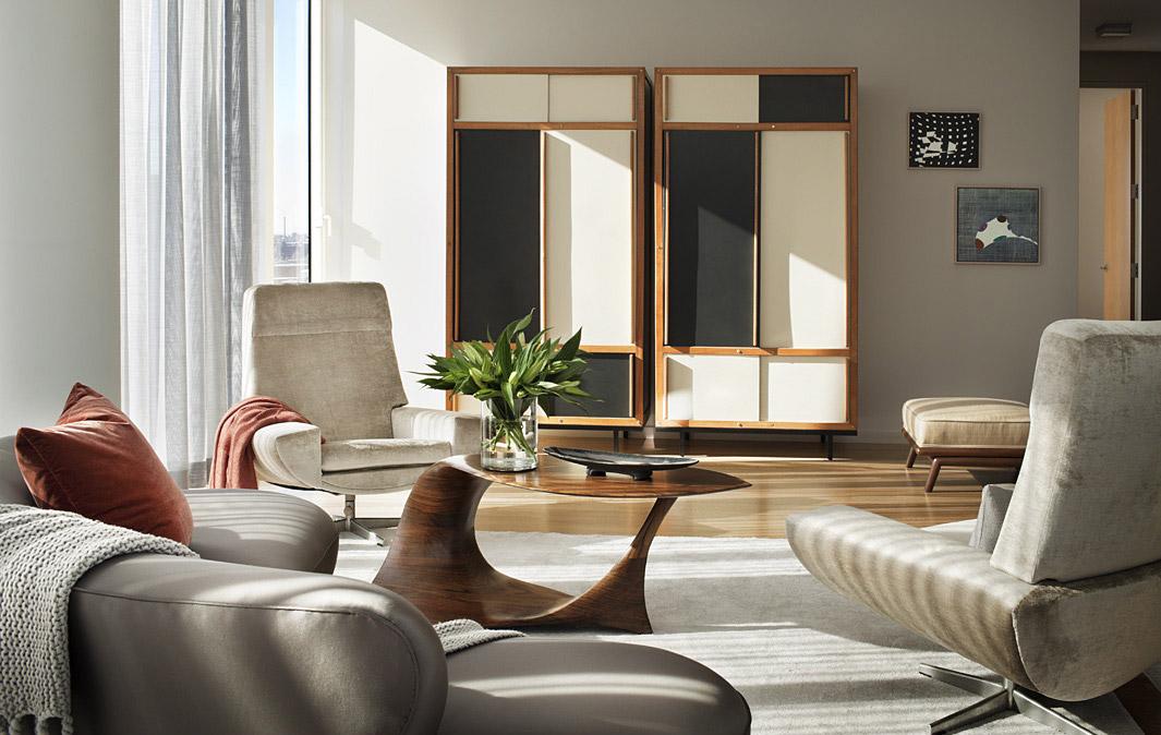 Interior Design by Brad Ford ID