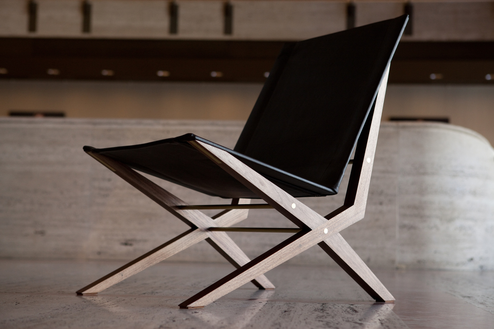 The Ø Chair by Asher Israelow