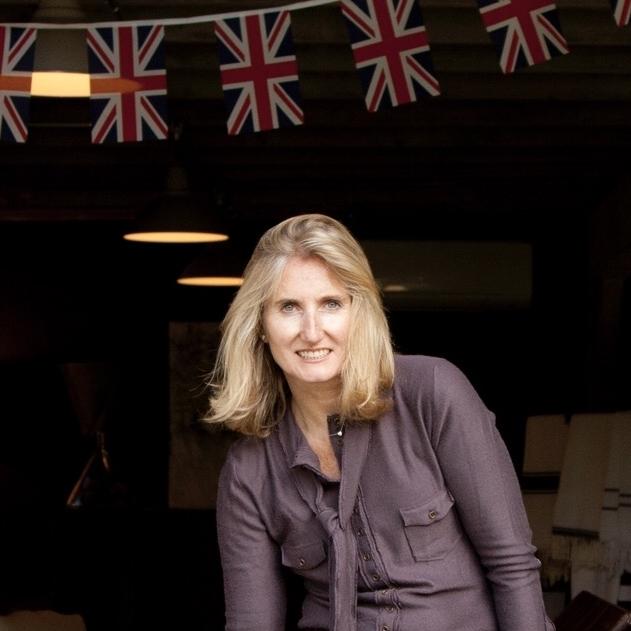 Selina van der Geest of NL-GB, p hoto by Venetia Dearden