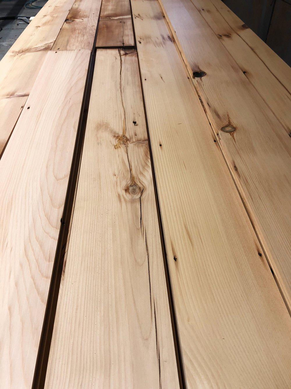 Reclaimed And Custom Hardwood Flooring