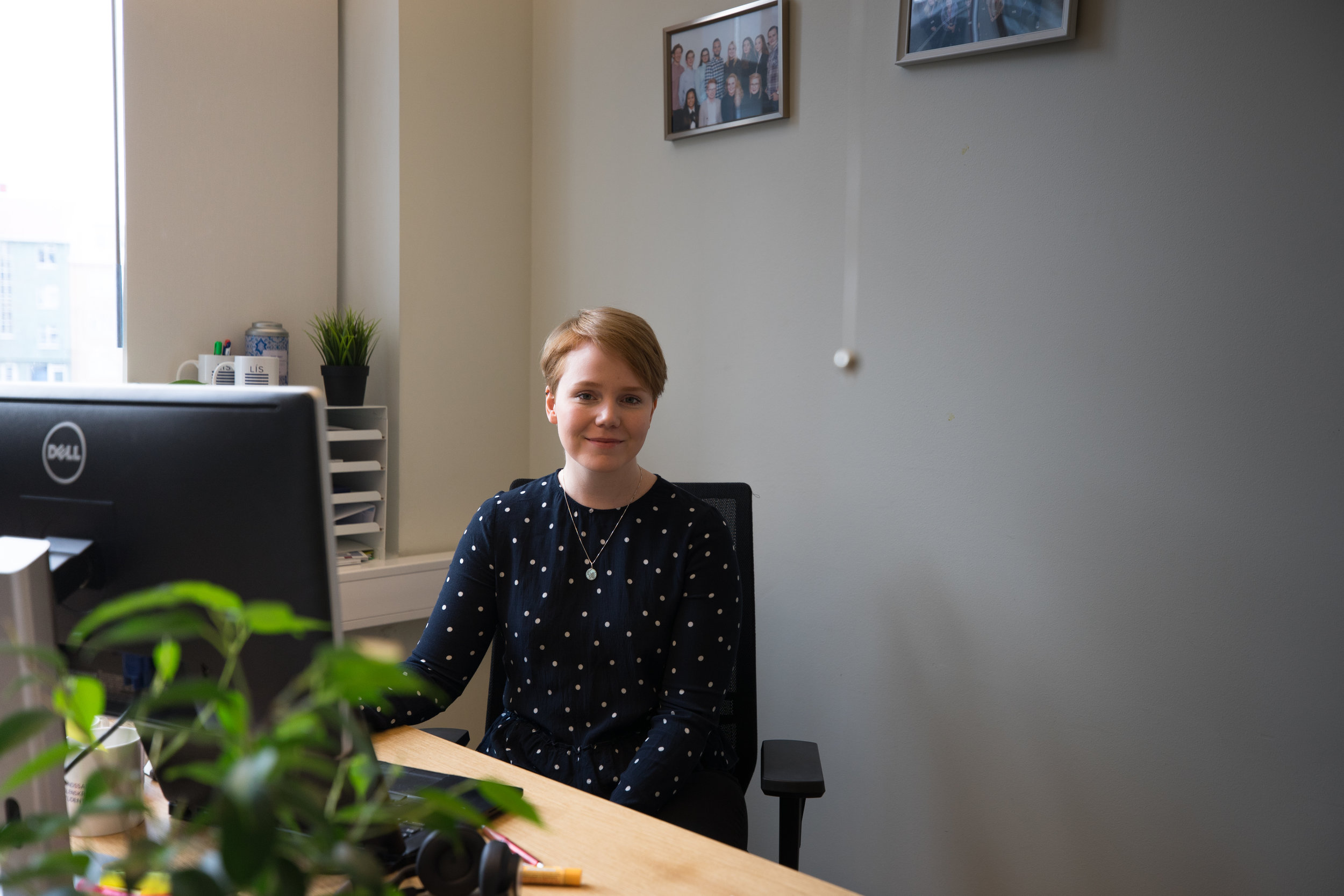 Elsa María Stúdentablaðið/Eydís María Ólafsdóttir