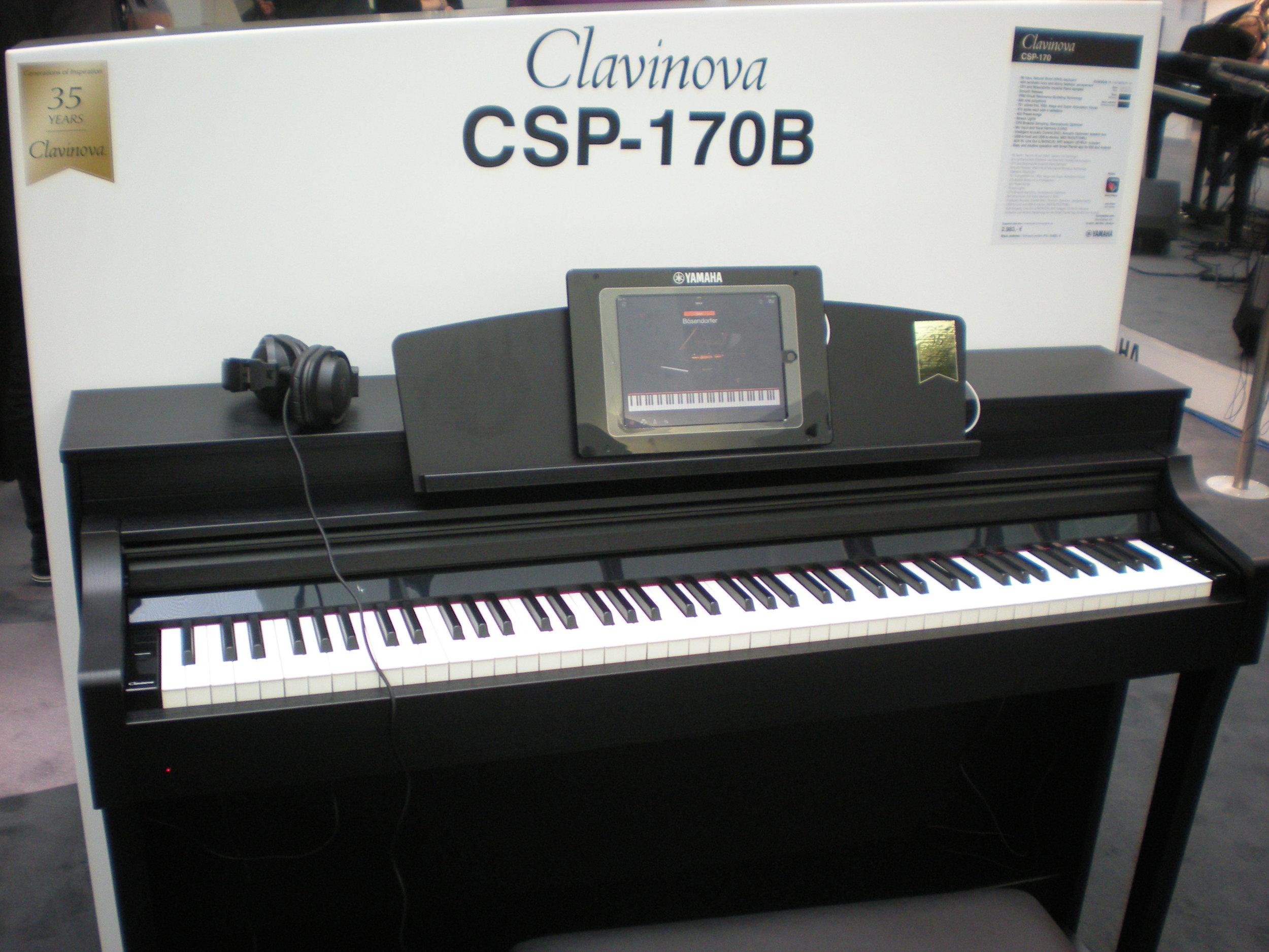 Yamaha CSP-170