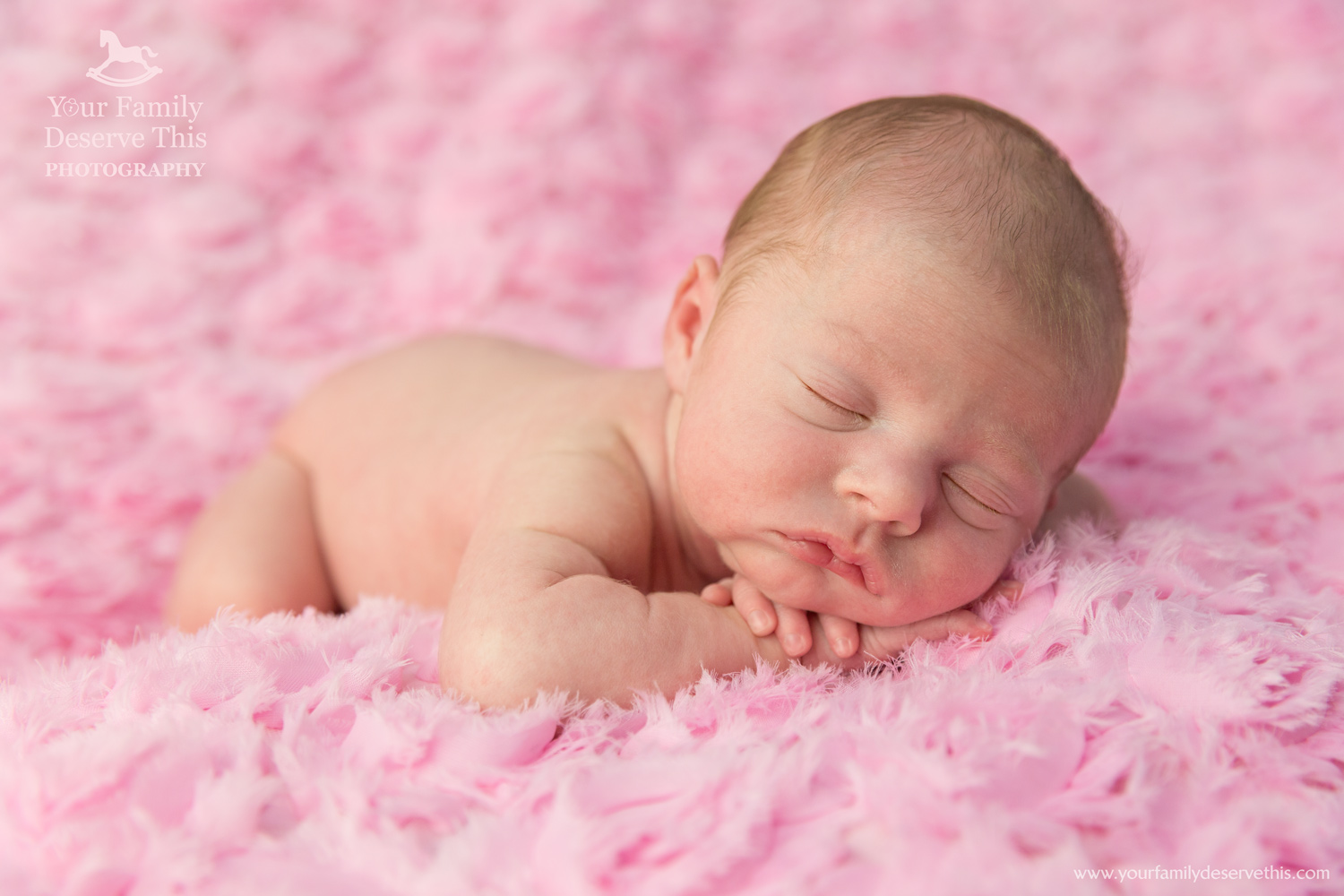 This gorgeous newborn image is one of our favourites... book your photoshoot at  www.yourfamilydeservethis.com