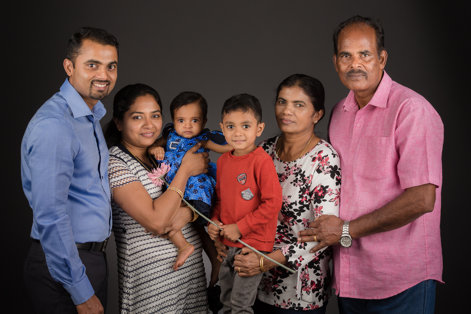 Capturing 3 generations off your family in your portraits,  YourFamilyDeserveThis.com