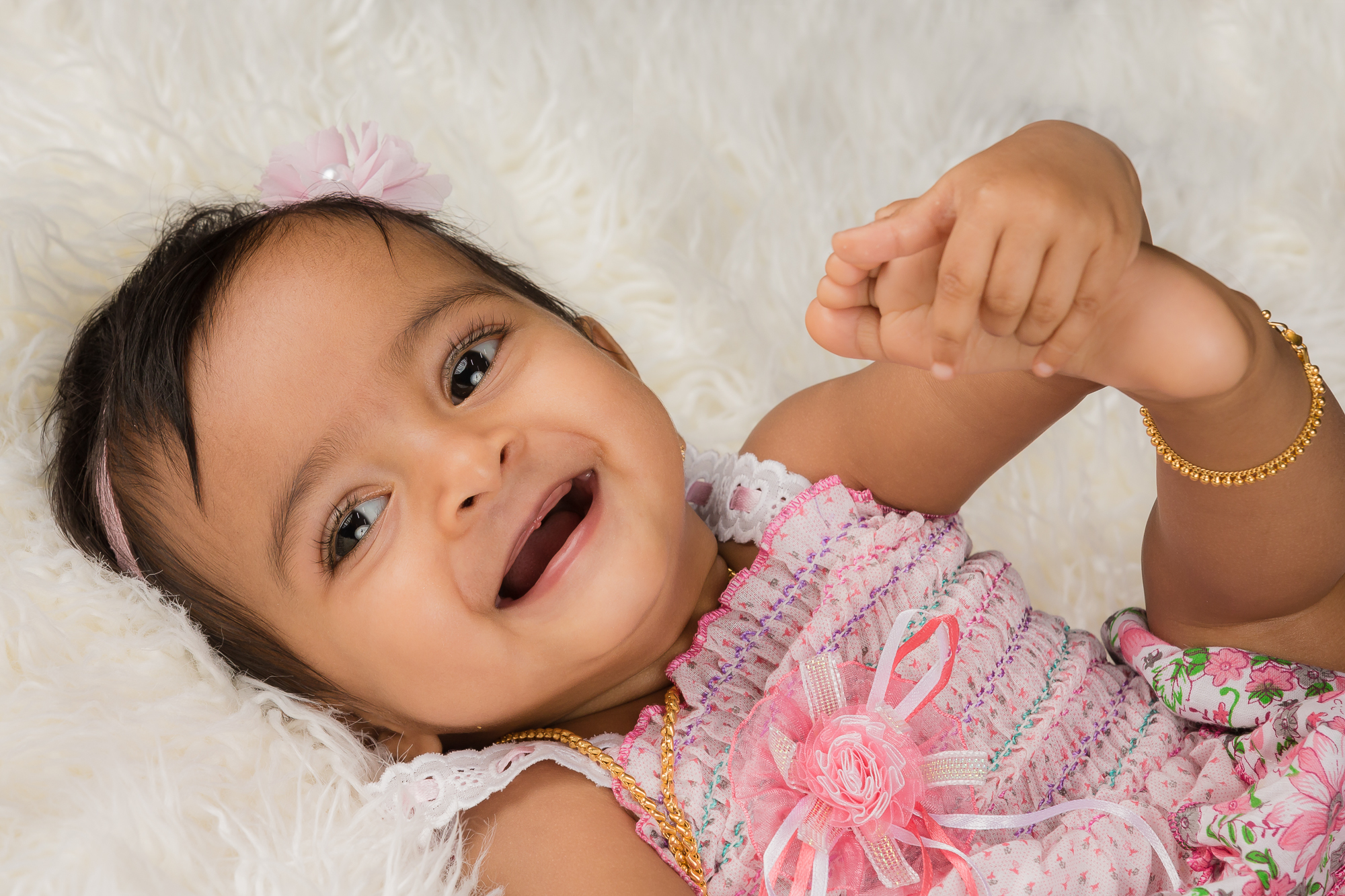 Smiles and laughter in our family studio Tadley Hampshire  YourFamilyDeserveThis.com