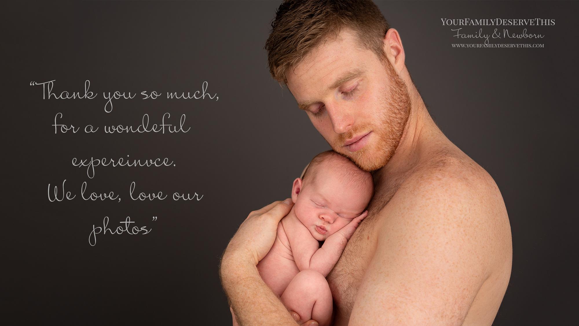 newborn photography studio Tadley Hampshire