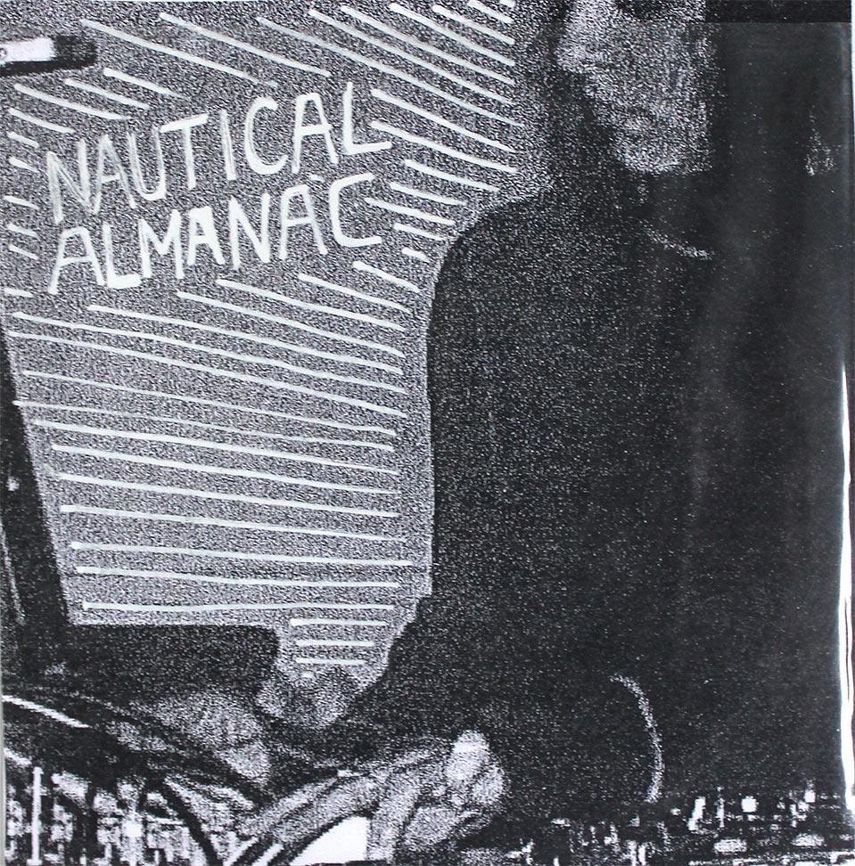 NAUTICAL ALMANAC SIDE