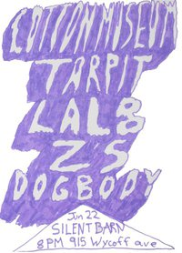 FLYER--COTTON_MUSEUM-TARPIT--SILENT_BARN_NYC.JPG