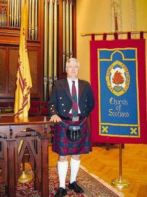 Traditional Scottish Kilt