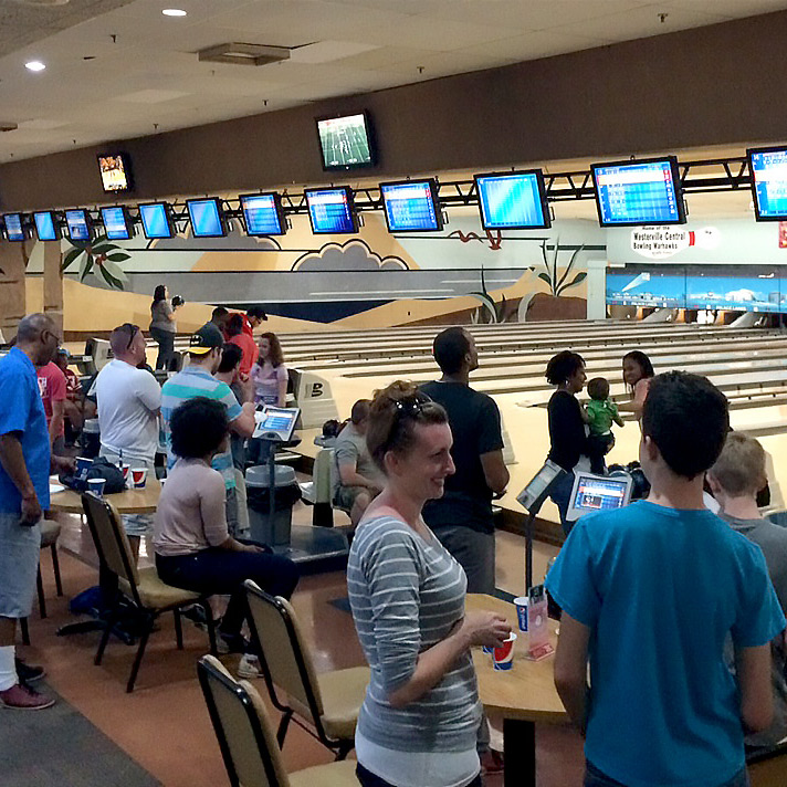 2015 Bowling Fundraiser -
