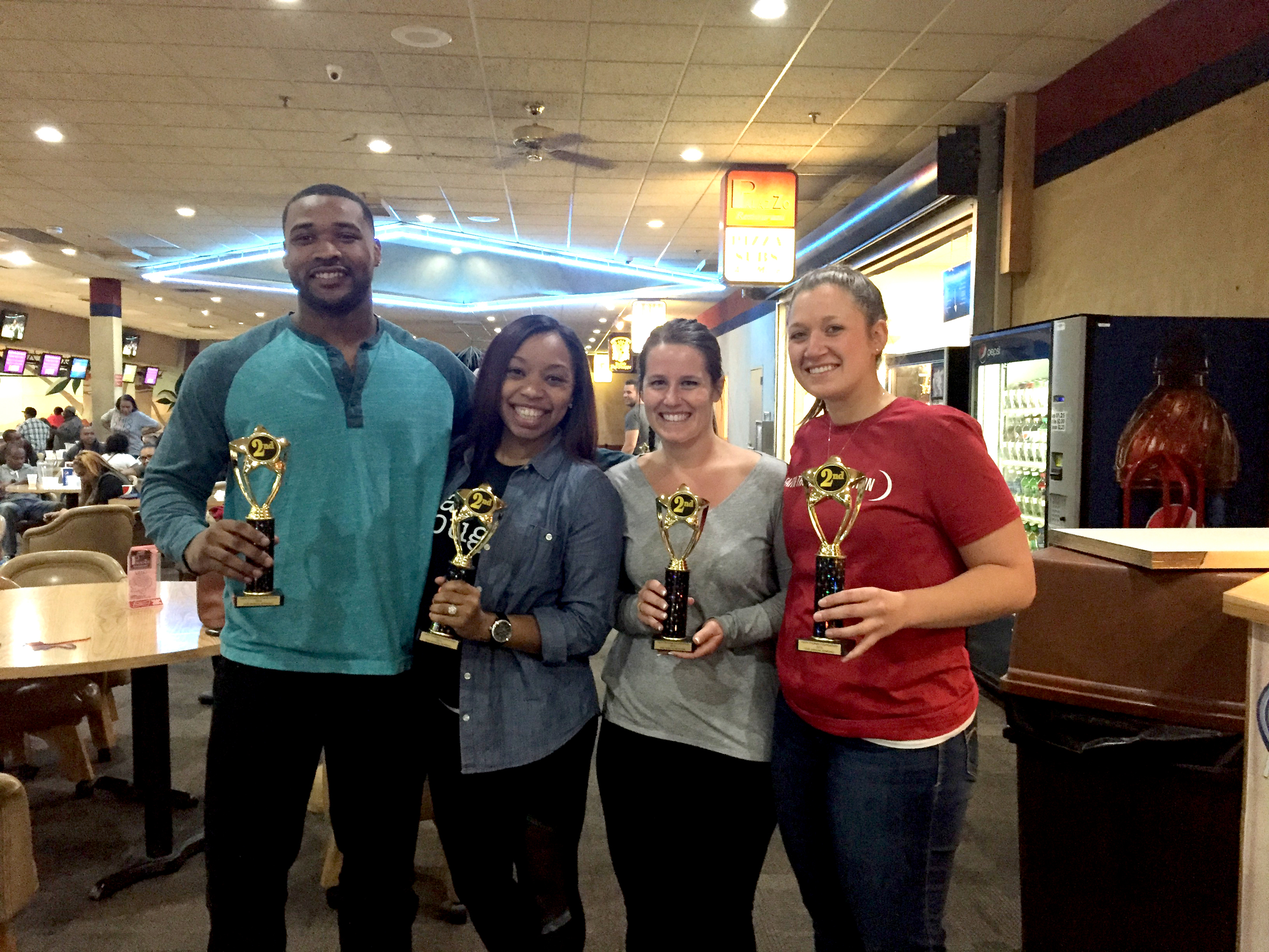 2016 Bowling Fundraiser -