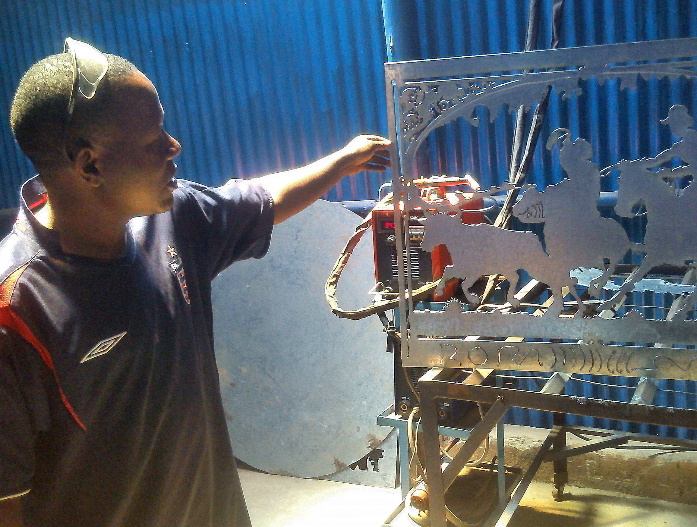 SEB Engineering, metal fabrication, Kampala, Uganda