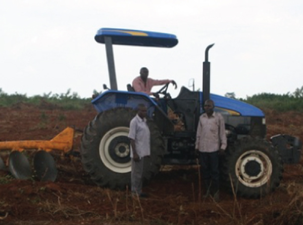 Technical farming - Many farmers in emerging economies struggle on the edge of survival due to small-scale production and lack of adequate machinery and equipment. Mango Fund helps the industrializationRead More>>