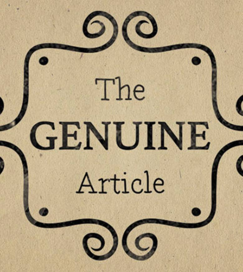 People Academy Authenticity Blog - The Genuine Article