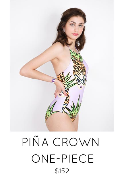 PINA CROWN ONE PIECE