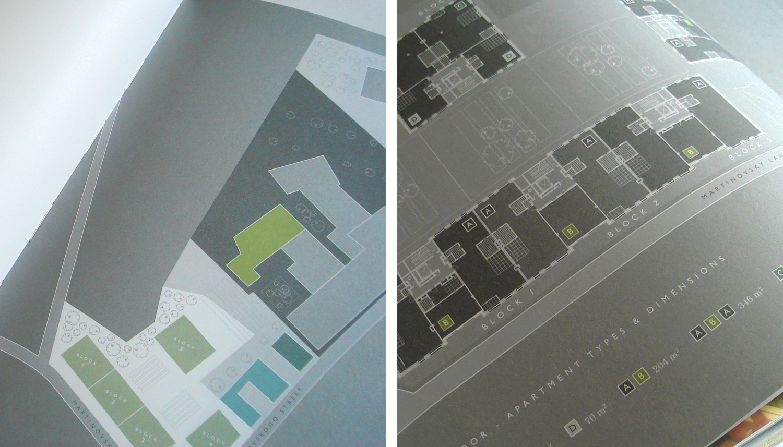 Luxury Property Brochure — Severn Studios
