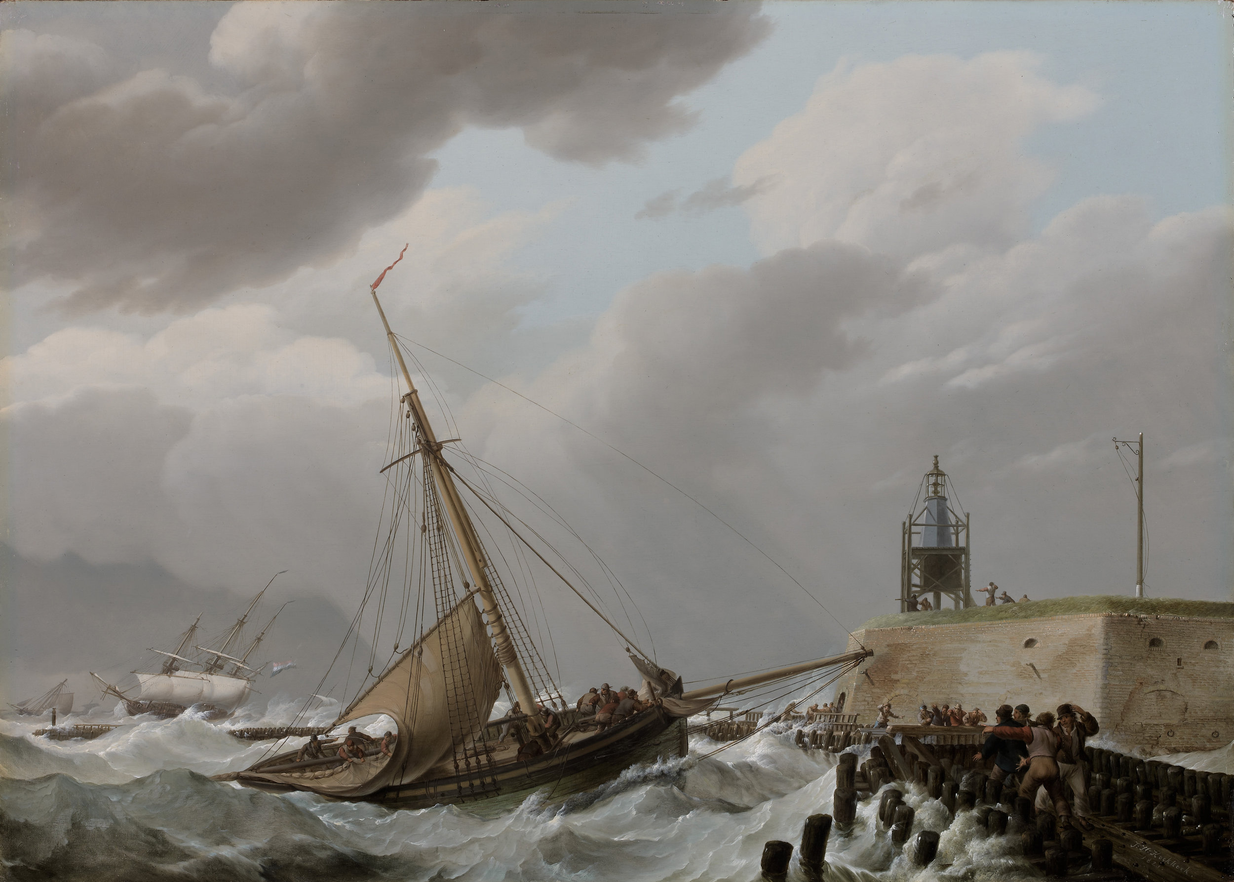 Koekkoek - Ships.jpg