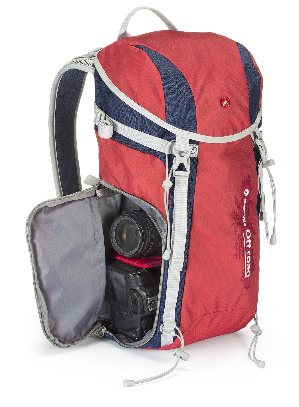 Image by Manfrotto: Offroad 20L camera backpack