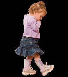 Pediatric lower extremity bracing