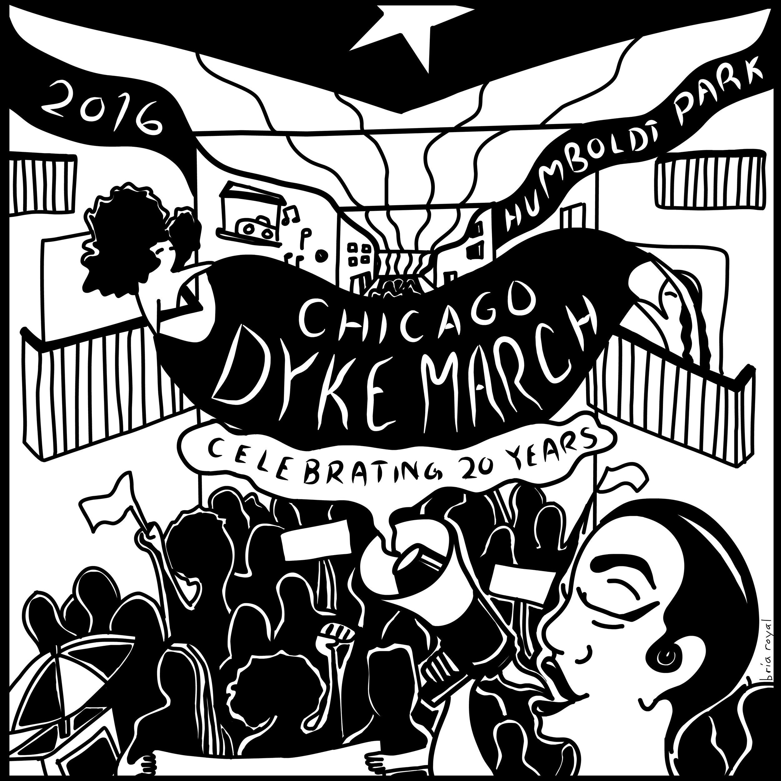 dyke march 2016 bria royal.jpg