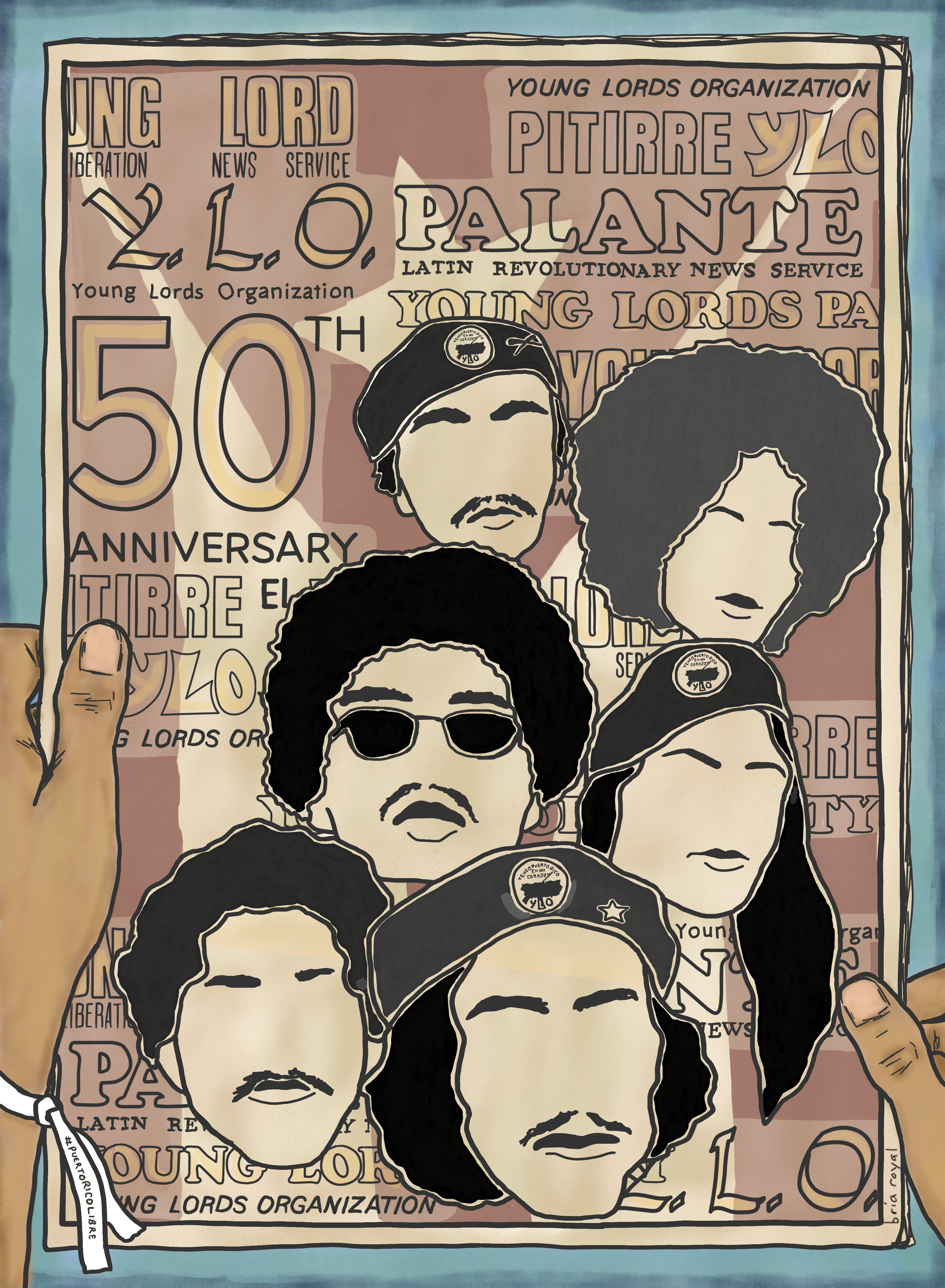 50th anniversary of the young lords - bria royal.jpg