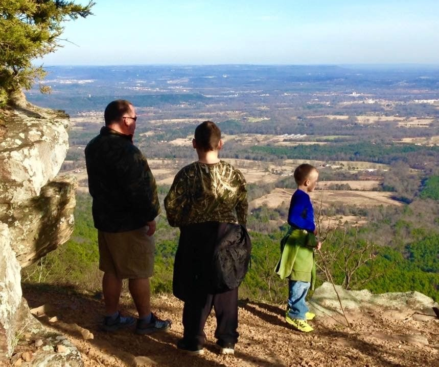 Mt. Nebo: Dardenale, Arkansas