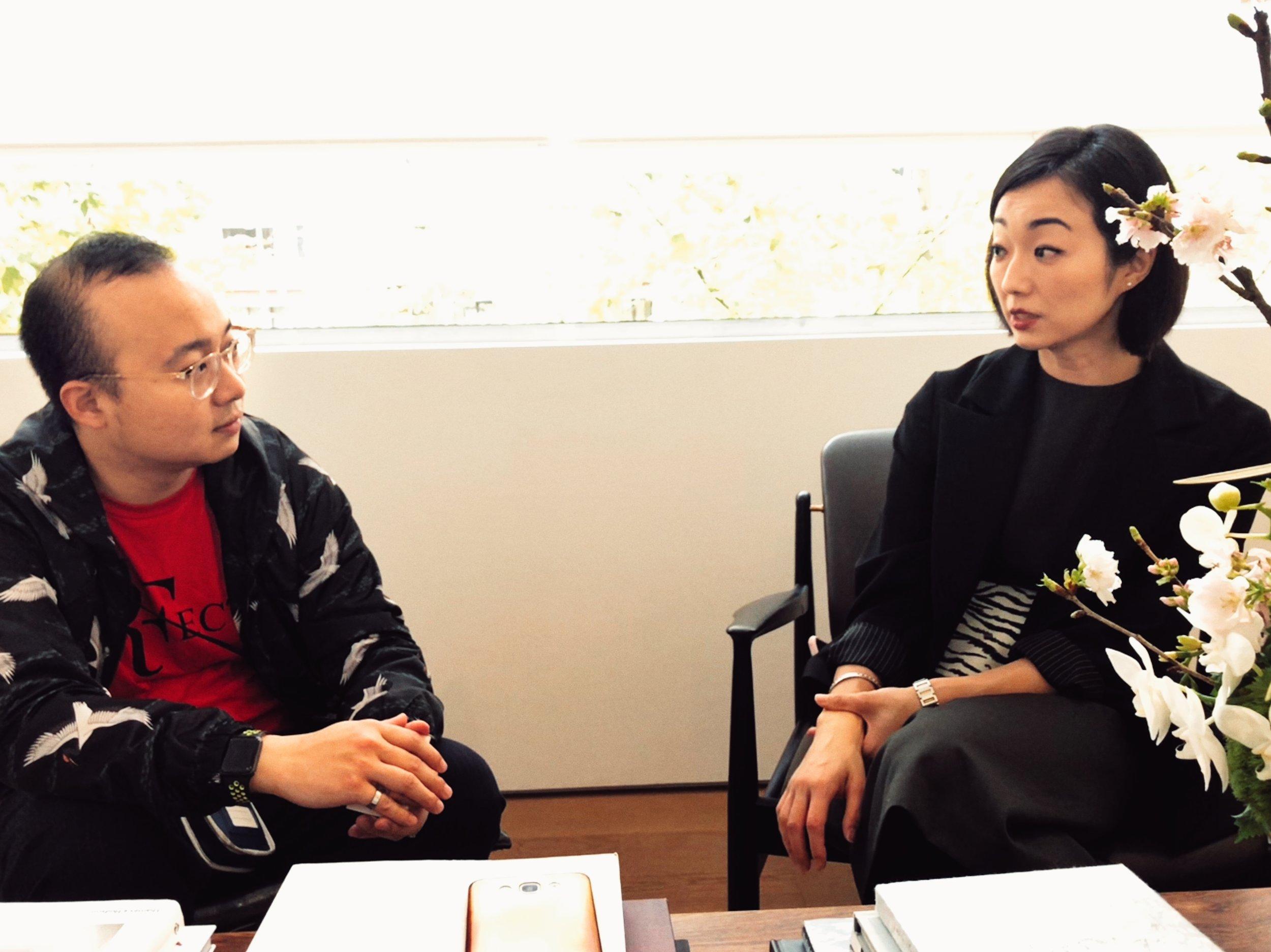 Ryan &Huang Yaji - SNAPPP照玩雜誌x 亞紀畫廊