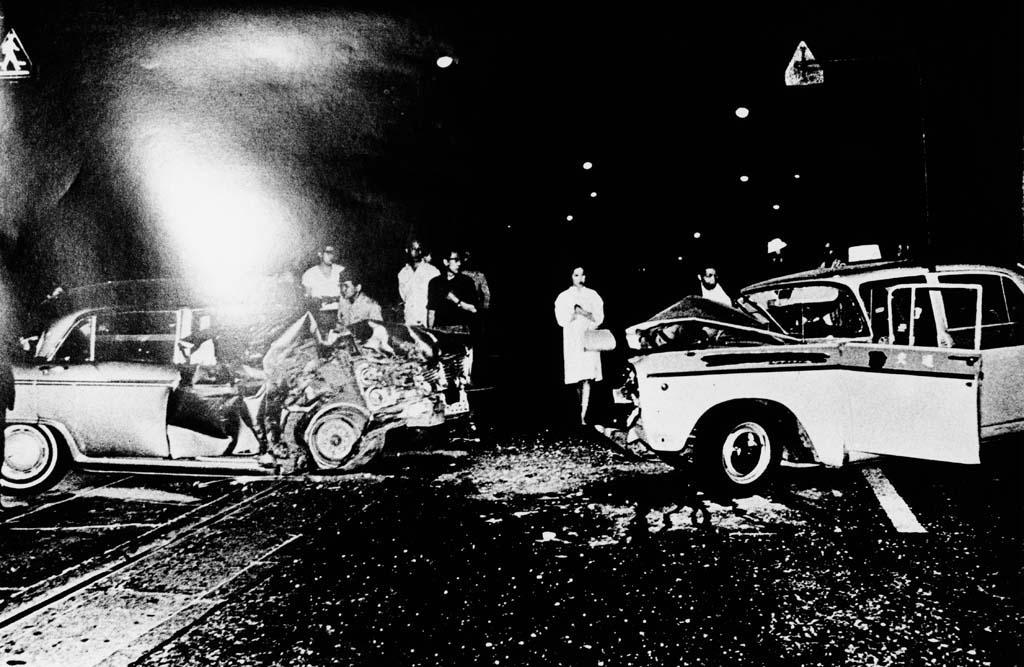 © DaidoMoriyama,Accident 1969