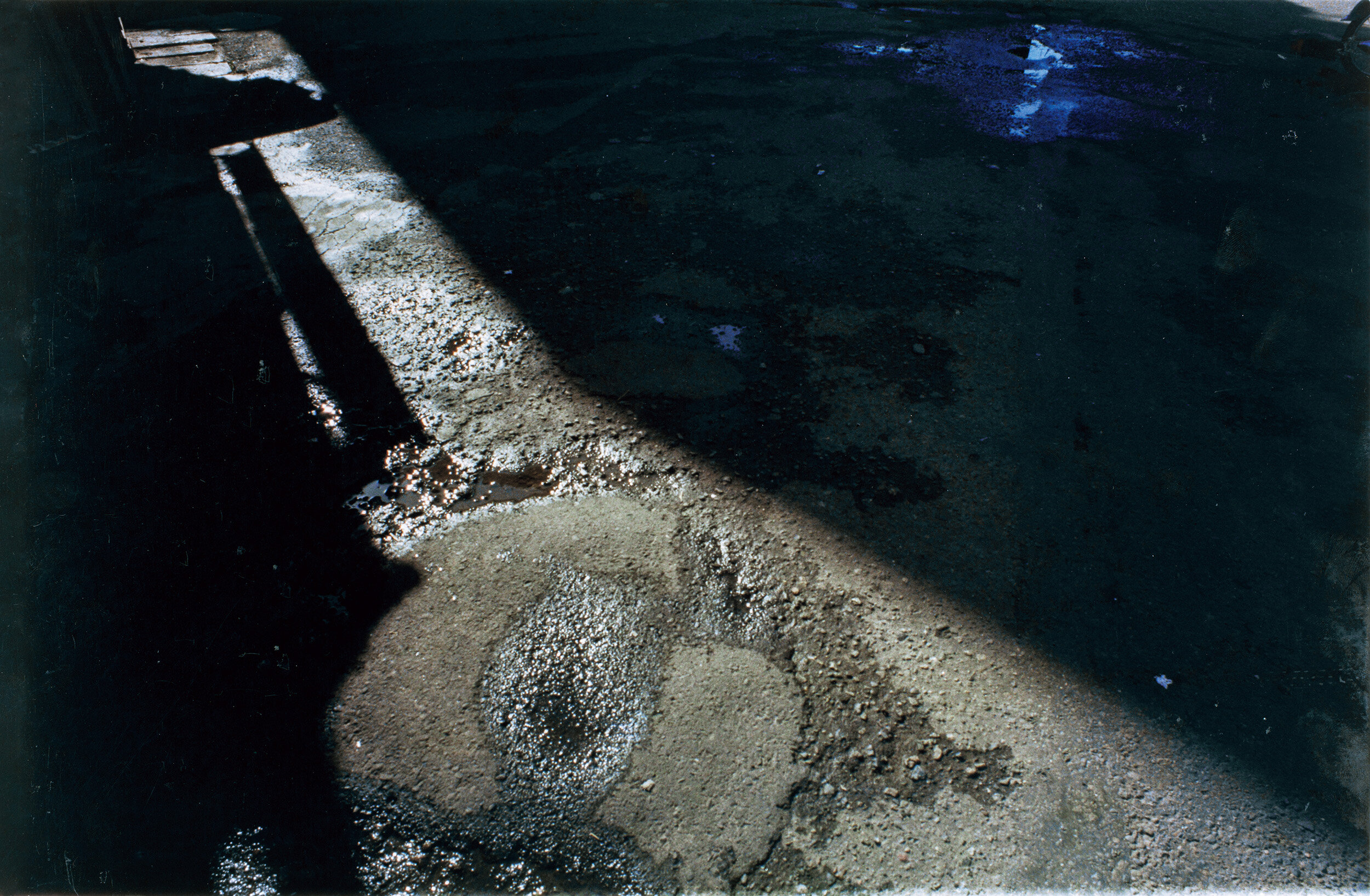 中平卓馬,氾濫,1974,攝影裝置 Nakahira Takuma, Overflow,1974, photographic installation(detail)-3