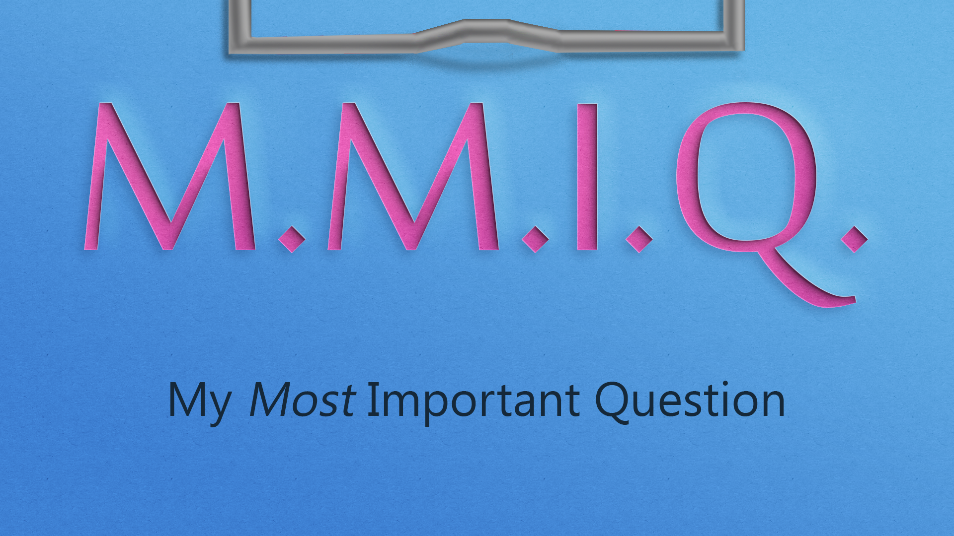 MMIQ draft