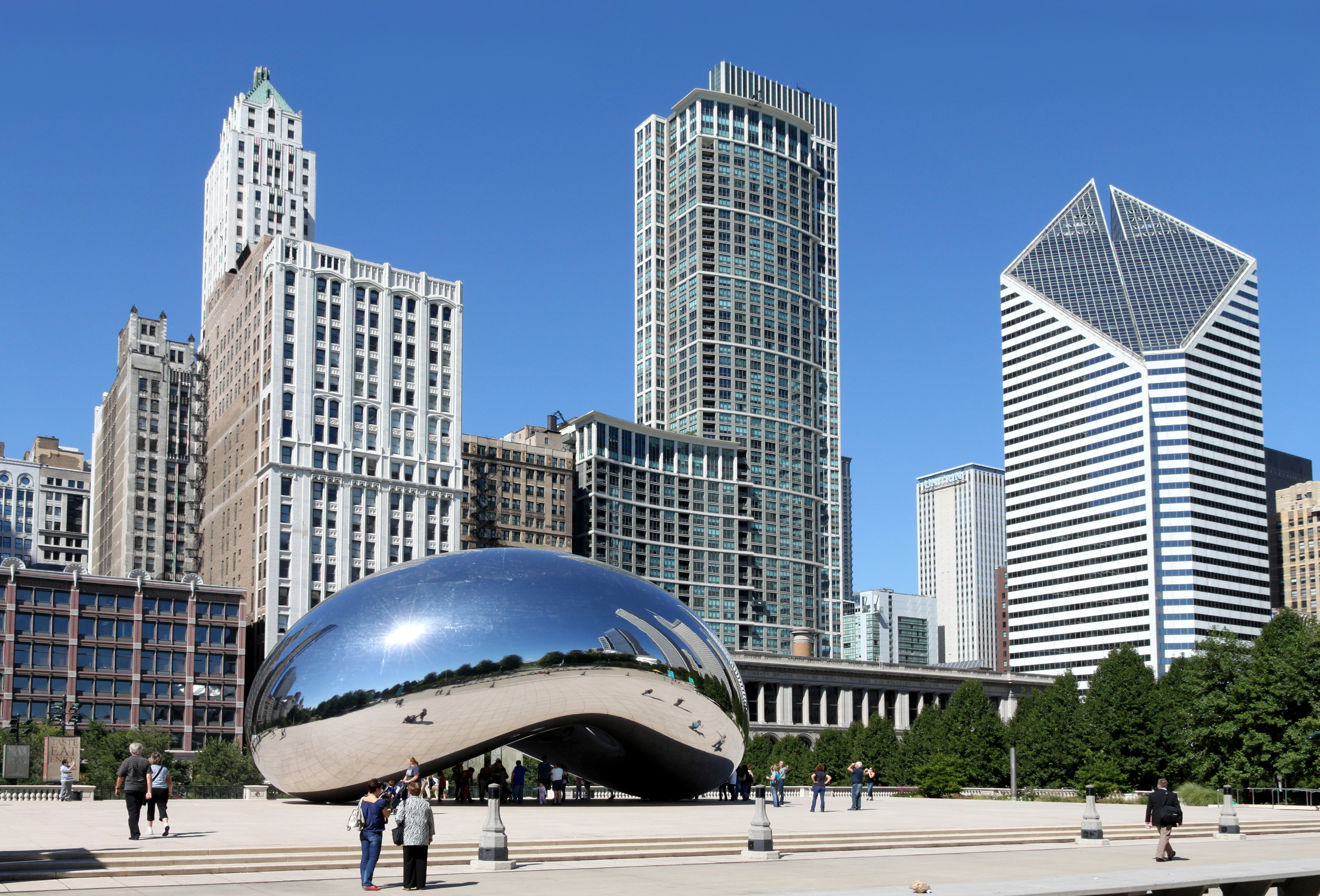 "The Chicago ""Bean"""