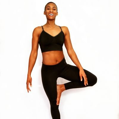 Hip Hop Yoga - 11.45am - 12.45pm with Tameka Smallwww.tamekasmall.com£15.00 Suitable for all levels