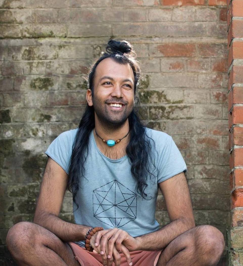 Sound Meditation & Yoga - 5.30pm - 6.30pm with Dirish Shaktidaswww.dirish.com£15.00 Suitable for all